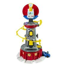 Paw Patrol Mighty Pups Super Paws Lookout Tower Playset with Lights and Sounds W