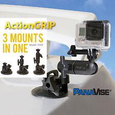 Panavise actiongrip 3 En 1 Ventosa Cámara Mount Kit 13150-Gopro Hero