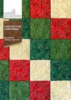 Free Motion Christmas Anita Goodesign Embroidery Machine Design CD NEW