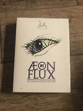 Dvd Set! Mtv Aeon Flux Complete Animated Collection Directors Cut! Used