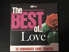Daily Mirror , Brand New, Never Played - The Best Of Love , Free P&P