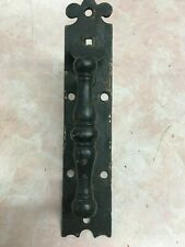 Vintage Antique Door Pull Handle with Thumb Latch
