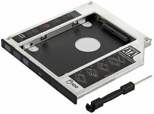 9,5mm Notebook Laufwerksrahmen / Laufwerksschacht für SSD/HDD (7 - 9,5mm), Caddy