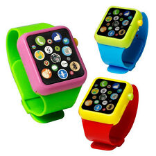 Baby Child Educational Smart Wrist Watch Early Learning 3DTouch Screen Music Toy
