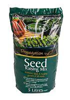 Seed Raising Mix 5L Brunnings Potting Soil Cuttings Propagation