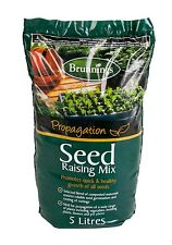 Seed Raising Mix -5L Brunnings Potting Soil Cuttings