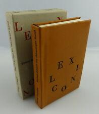 Minibuch: kleines Lexicon der schwarzen Zunft Dieter Nadolski e006