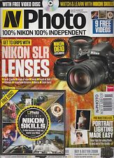 N PHOTO MAGAZINE #26 NOV 2013,100% NIKON,100% INDEPENDENT, FREE CD INCLUDED