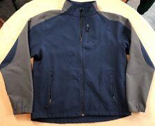 Black Diamond Mens Waterproof Jacket Stretch Size L Dark Green & Army Green