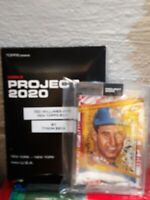 TED WILLIAMS BOSTON RED SOX HOF PROJECT 2020 #122 1954 TOPPS #250 BY TYSON BECK