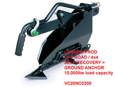 Ground Anchor / Off Road 4x4 / Land Rover / Tow rope winch / VC20NC0300
