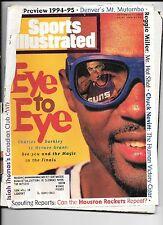 Charles Barkley Suns basketball Nov. 7, 1994 Sports Illustrated