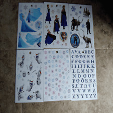 Disneys Frozen Sticker booklet