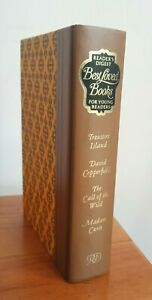 READER'S DIGEST BEST LOVED BOOKS FOR YOUNG READERS HARDCOVER 1971