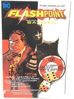 Flashpoint World Of Flashpoint Featuring Batman DC Comics TPB Paperback New