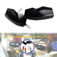 2xRiding Motocross Handguards Hand Guards 22/28MM Protector Covers For Dirt Bike