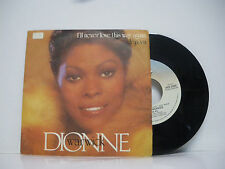 Dionne Warwick. I'll never love this way again.-45g 7'' (MPA2)