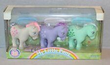 Hasbro 2006 25th Anniversary My Little Pony Snuzzle Blossom Minty Factory Sealed