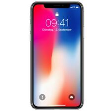 Apple iPhone X 64GB Grau Smartphone 5,8 Zoll 12MP iOS11 NEU