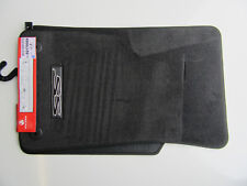 VE UTE BLACK SS SV8 FLOOR MATS 2 PIECE UTE VE V8 COMMODORE GENUINE NEW