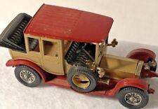 VINTAGE   1912 ROLLS ROYCE COPPER FIRE  Y-7   Matchbox Models Of Yesteryear