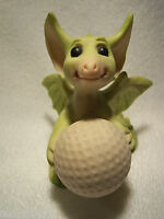 Pocket Dragon   ' PUTT PUTT '  -    Mint.  RARE!!