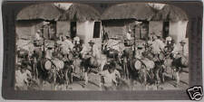 Keystone Stereoview of Water Carriers  & Homes, COLUMBIA from the 1920's 400 Set
