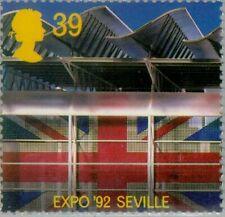 "GREAT BRITAIN - 1992 - British Pavilion ""Expo '92"" - MNH Stamp - Scott #1453"