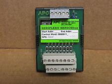 Seriplex (APC, SquareD) SPX-8D0 DC Input Module, 8 Channels