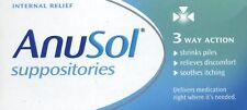 Anusol Suppositories X 24