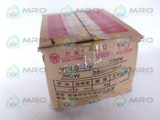 WAN TONG YDL092-2 ELECTRICAL MOTOR *NEW IN BOX*