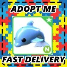 Roblox Adopt me Neon Dolphin