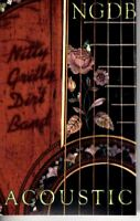 Nitty Gritty Dirt Band Acoustic 1994 Cassette Country Folk Rock Western