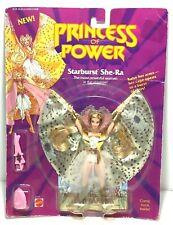Vintage PRINCESS OF POWER, STARBURST SHE-RA 1984 MOC MATTEL No. 2450 Original