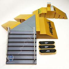 Skate Park Ramp Parts for Tech Deck Fingerboard Finger Board Ultimate Parks 92B