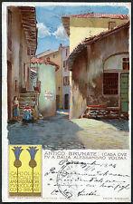1904 - Antico Brunate (Co) - viaggiata