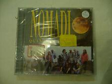 "I NOMADI""QUANDO CI SARAI- CD CGD 1996"" SIGILLATO"
