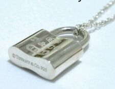 Rare!! Tiffany & Co. Rock Charm Silver Necklace Chain length about 43 cm Japan