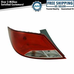 Rear Outer Tail Light Lamp Assembly Driver Side LH LR for Hyundai Accent Sedan