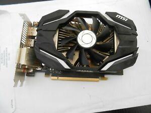 MSI GeForce GTX 1060 6GB 6G OCV1 Single Fan Graphics Card