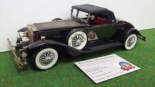 LINCOLN Vintage AM RADIO escala aproximado de 1/18 coche miniatura