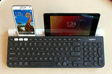 Logitech K780 Multi-Device Wireless Keyboard for Computer, Phone and Tablet