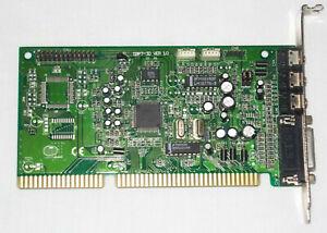 Yamaha YMF719 OPL3 ISA sound card (Tomato SBP7-3D)