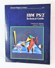 IBM PS/2 Technical Guide by Halliday & Shields, Howard W. Sams 1988, PB