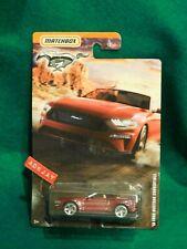 2020 MatchBox ~ MUSTANG SERIES #1/12 ~ '18 Ford Mustang Convertible