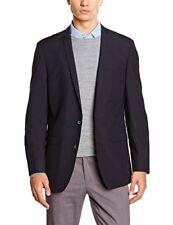 New Tom Tailor Deluxe Sakko 3922812 Blazer Suit Jacket Navy Sz- 90 RRP-£120.00