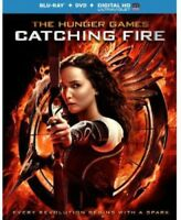 The Hunger Games: Catching Fire [New Blu-ray] Digital Copy