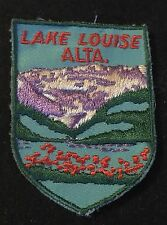 LAKE LOUISE Skiing Ski Patch Banff Alberta CANADA Resort Travel Hiking Biking
