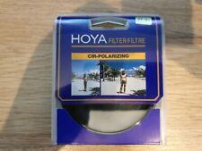Hoya 77mm Circular polarizing filter