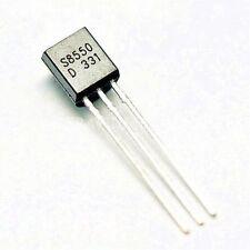 100PCS S8550 0.5A/40V PNP TO-92 DIP transistors NEW